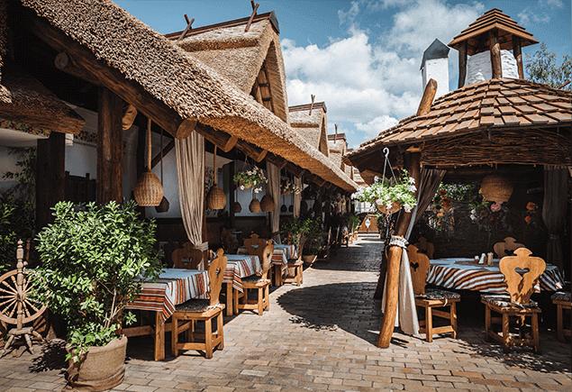 День влюбленных в ресторане «Царское Село»