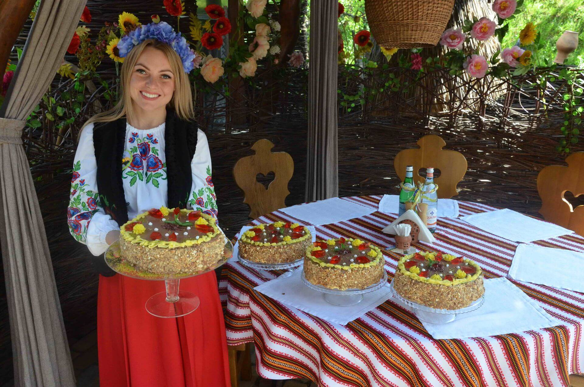 Історія Київського торта