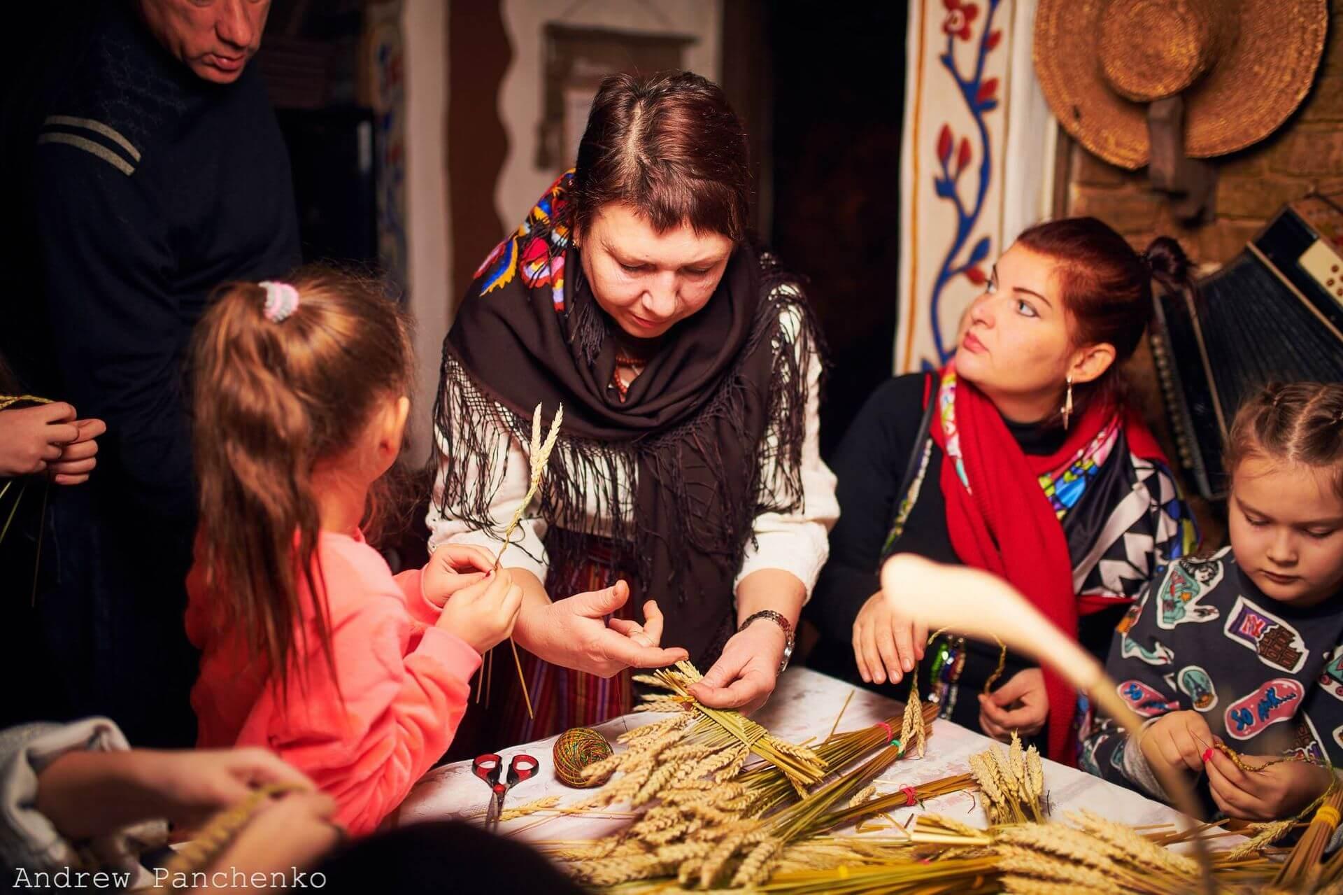 """Master-classes in """"Tsarske Selo"""""""