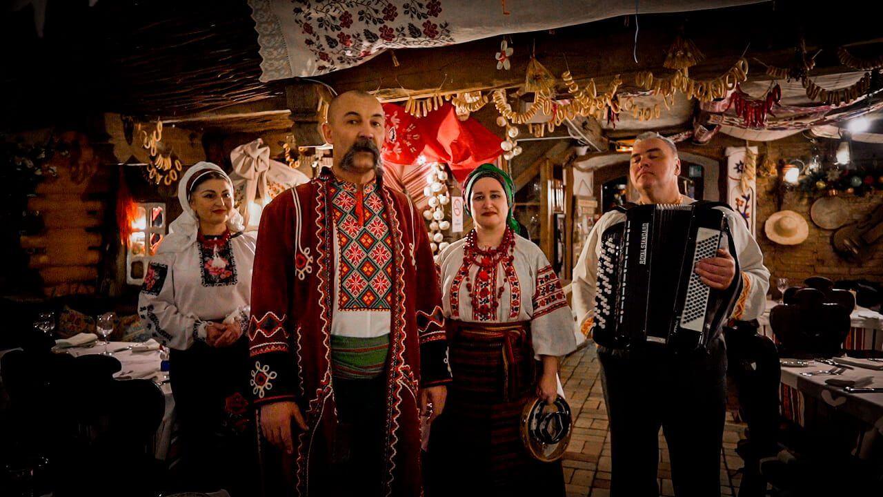 ресторан украинской кухни